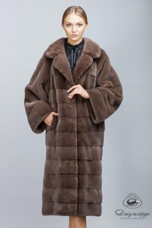 Пальто из норки AR-133